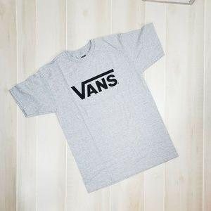 Vans Men's Logo Tee M NWT ~ Di23